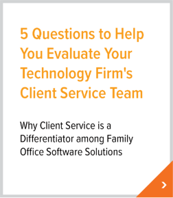 5 Questions to Help You Evaluate Your Technology Firms Client Service Team